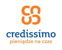 Chwilówka Credissimo logo
