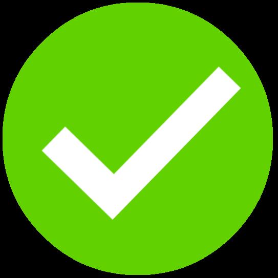 ikonka tick - chętnie wybierana pożyczka na naszej stronie